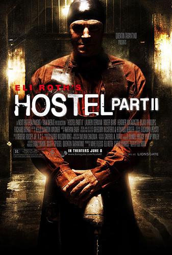 Hostel Part II... el nuevo y ¿definitivo? póster